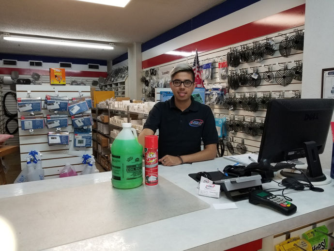 U-Fix-It appliance parts store Texas