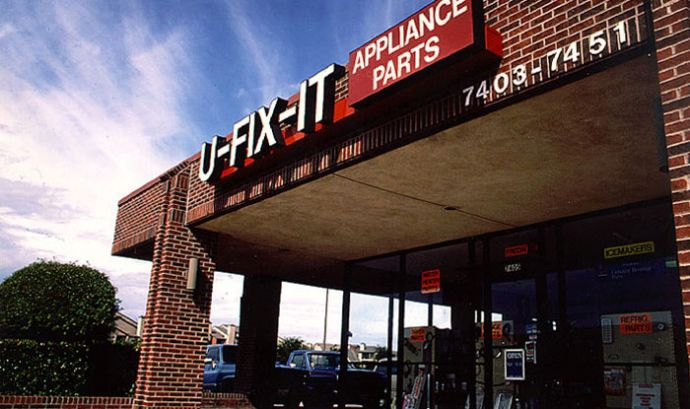 U-Fix-It South Dallas Appliance Parts