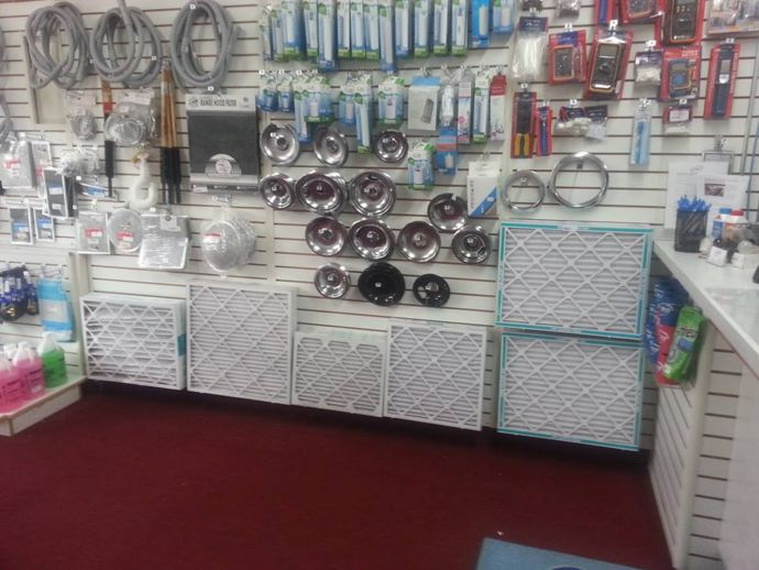 U-Fix-It appliance parts store east dallas